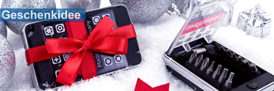 Bit.Pod weihnachtlich verpackt