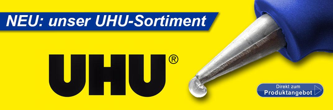 UHU Banner